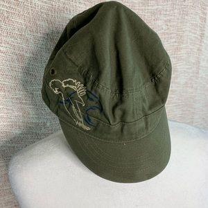 [American Eagle] Olive News Boy Hat